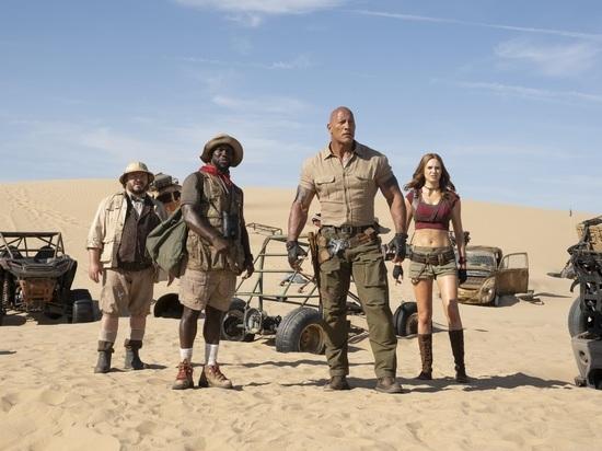 В Уфе фильм «Джуманджи: новый уровень» выйдет в прокат на неделю раньше