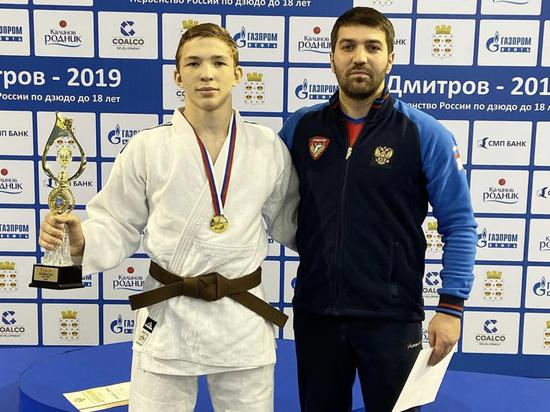 Даниил Драновский из Железноводска стал чемпионом России