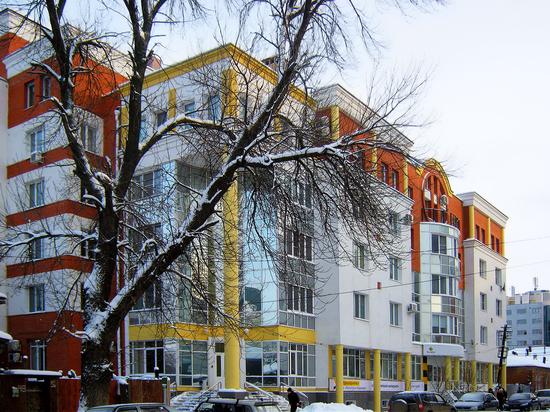 В Рязани продается одна из самых просторных квартир в ЦФО