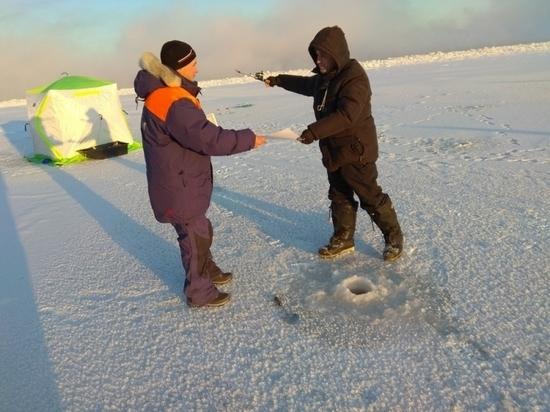 Зимняя рыбалка на Алтае: какие опасности ждут на льду