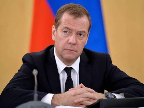 Медведев поручил помочь попавшим в аварию с автобусом в Забайкалье