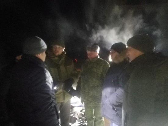 Осипов из Сретенска поехал в Нерчинск, где находятся пострадавшие в ДТП