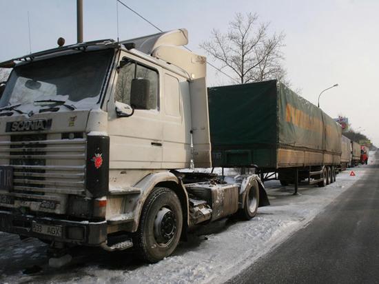 Чтобы привезти груз в жилые кварталы, москвичам придется доплатить