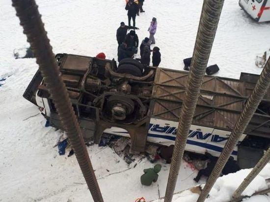 Четыре человека остаются неопознанными после ДТП с автобусом в Забайкалье