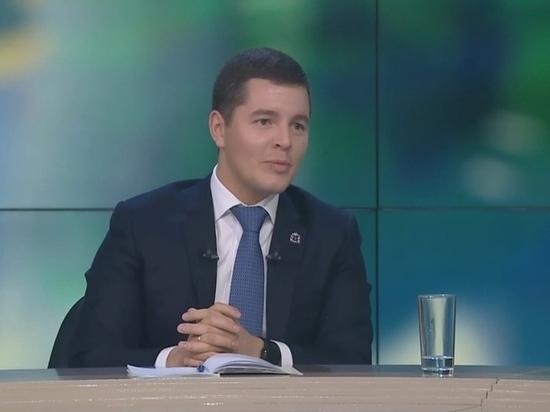 Глава ЯНАО отвечает на вопросы в прямом эфире: текстовая трансляция