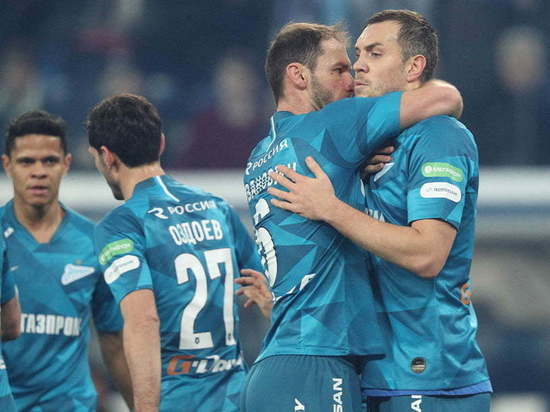 Да отдайте уже «Зениту» их титул: сине-бело-голубые победили «Спартак»
