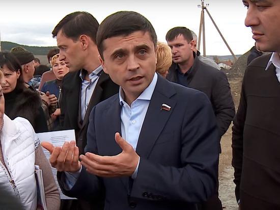 Бальбек ответил оскорбившему Володина главе МВД Украины