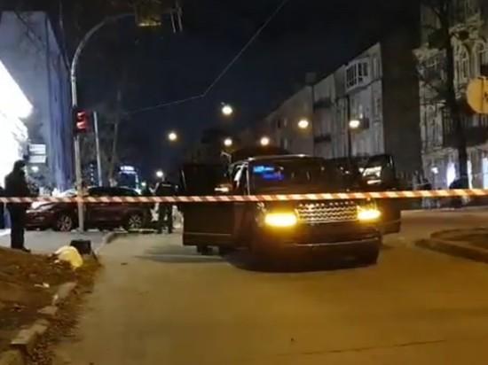 В Киеве ребенка убили при обстреле автомобиля