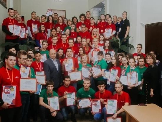 Крымскую молодежь приобщают к рабочим профессиям
