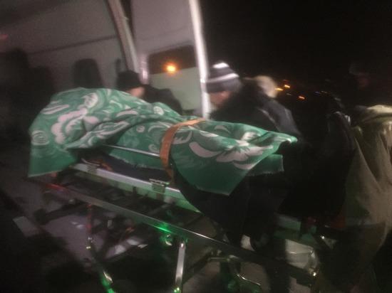 Трое пострадавших в ДТП с автобусом находятся в реанимации в Чите