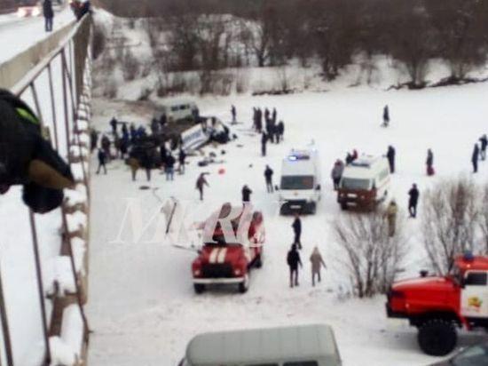 Опознание тел погибших в ДТП организовано в Сретенском районе