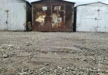 Более 20 частных гаражей сгорели в Кузбассе