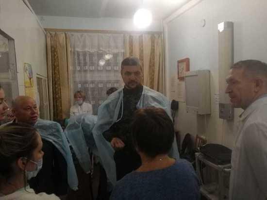Осипов предложил привлечь добровольцев к помощи родным погибших в автобусе