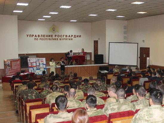 В Бурятии состоялся памятный вечер первого командующего внутренней стражи России