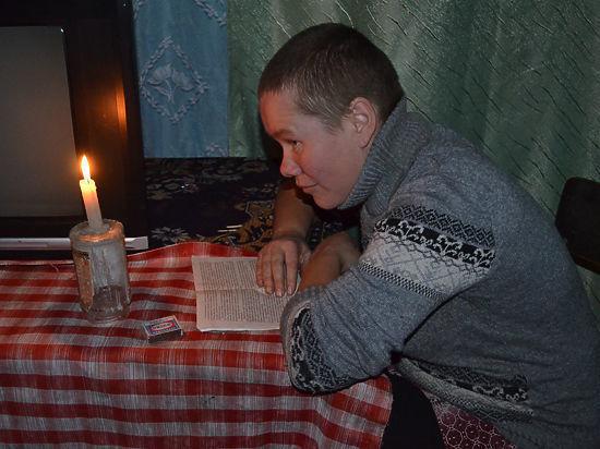 Поселок Таежный в Бурятии так и не дождался света за 23 года после пожара