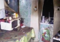 Пожар жилого дома произошел в Жиздре