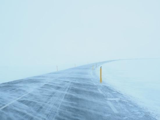 Усиление ветра и мороз до -40 прогнозируют синоптики Колымы