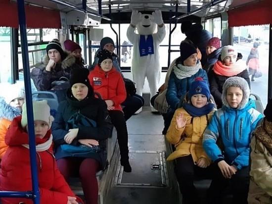 В Иванове дети с нарушением слуха побывали на уникальной экскурсии
