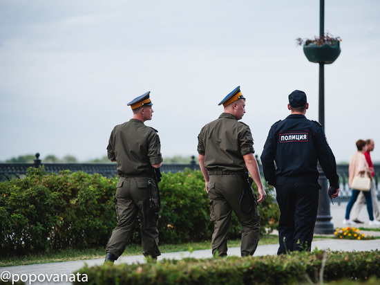 В новогодние праздники в Астрахани будет усилена безопасность
