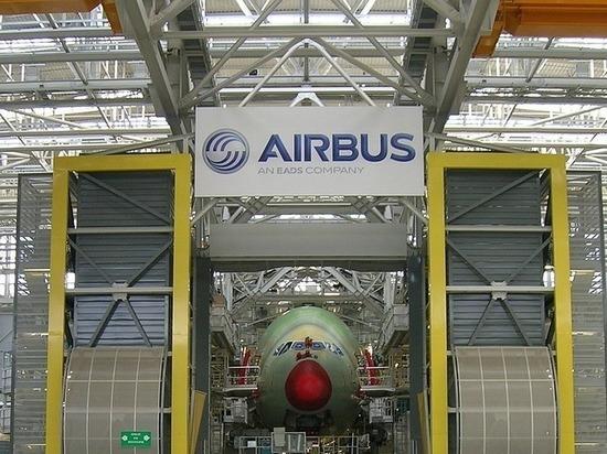 Скандал в бундесвере: Airbus уволил 16 сотрудников по подозрению в измене