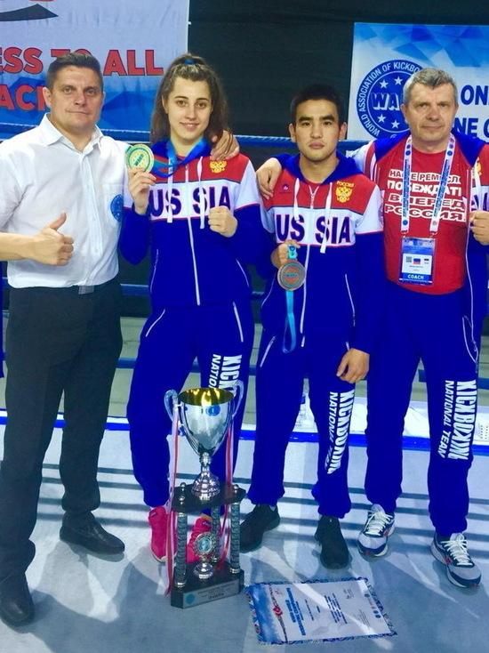 Спортсменка из Хакасии стала лучшей на чемпионате мира по кикбоксингу