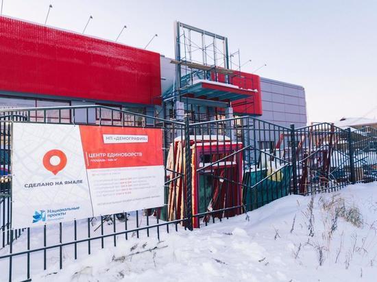 Центр единоборств откроется в Салехарде в 2020 году