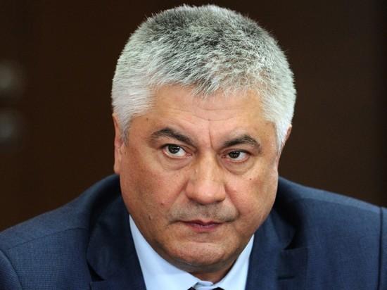 В Улан-Удэ прибыл министр внутренних дел России
