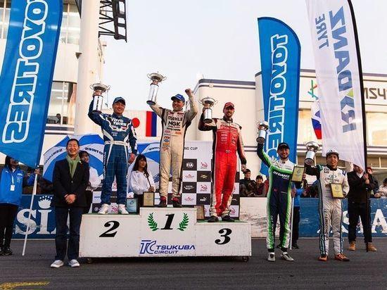 Красноярский дрифтер стал чемпионом на соревнованиях в Японии