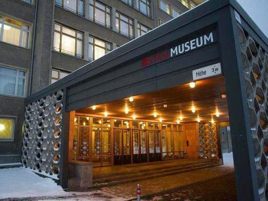 В Германии совершено ограбление берлинского Музея Штази