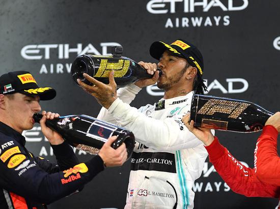 Хэмилтон подтвердил свой статус, Квят показал выдающуюся гонку