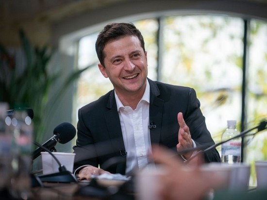 Зеленский призвал США помочь Украине вернуть Крым