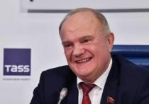 Глава Бурятии умолчал про встречу с Геннадием Зюгановым