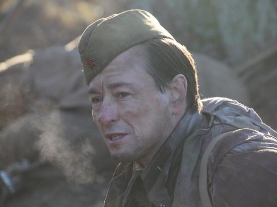 Сергей Безруков вернулся на калужскую киноплощадку