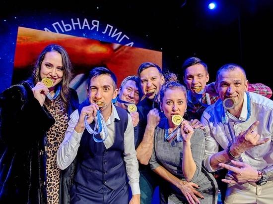 Команда «ИП Бондарев» из Надыма поедет в Сочи на «КиВиН»