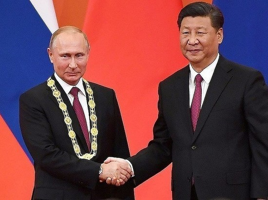 Путин и Си Цзиньпин запустили газопровод