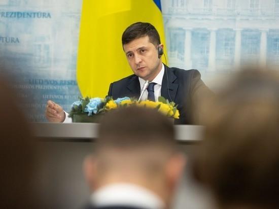Украинский лидер настаивает на проведении выборов в ДНР и ЛНР