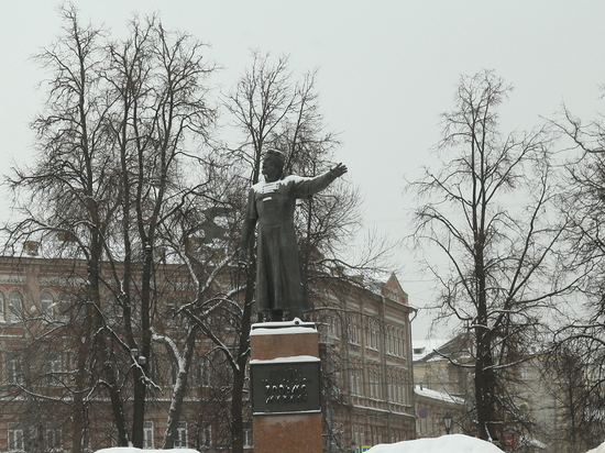 Памятник Минину в центре Нижнего будут ремонтировать