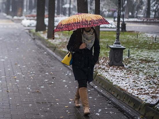 Первая неделя декабря принесет в Воронеж контрастную погоду