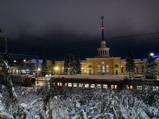 Новый поезд до Москвы выйдет из Петрозаводска впервые сегодня