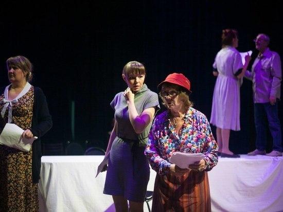 Жители Хакасии смогут бесплатно посещать «читки» пьес в драматическом театре