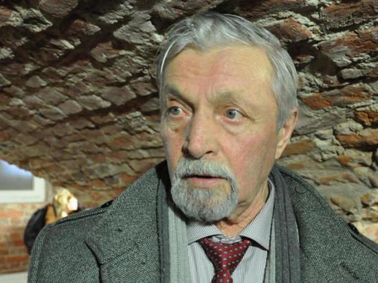 Умер главный архитектор Эрмитажа Валерий Лукин