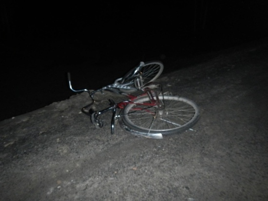 На 313 километре трассы Кострома-Шарья в Костромской области произошло ДТП в котором погиб велосипедист