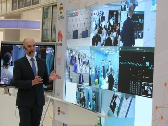 В России провели первые операции с использованием сети 5G Билайн