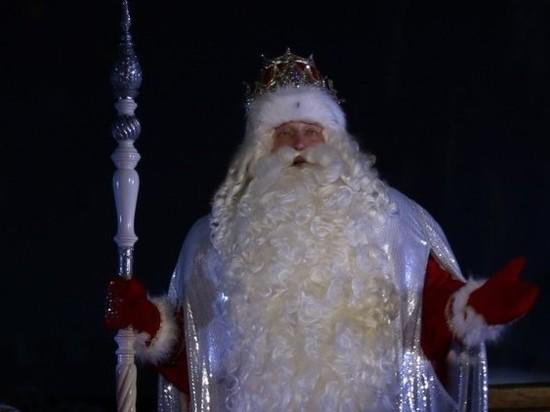 Дед Мороз рассказал, что хотел бы подарить Путину