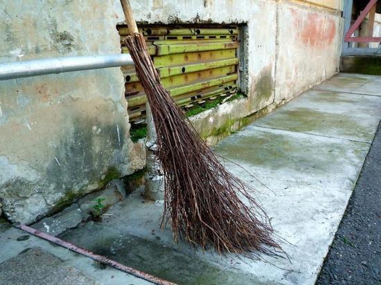 Нарушитель ПДД в Калмыкии наказан уборкой улиц