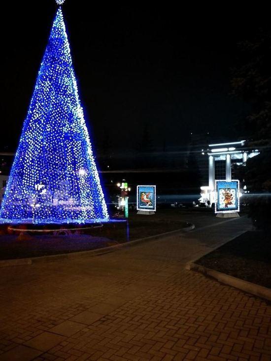 В Костроме приступили к подготовке города к новому году