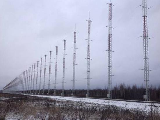 Россия создаст радиолокационный купол по периметру границ
