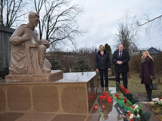 В субботу, 30 ноября, председатель Законодательного Собрания Тверской области Сергей Голубев с рабочей поездкой посетил Оленинский район