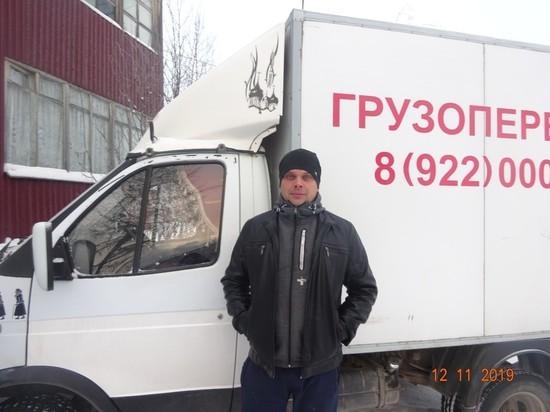 Предприниматель из ЯНАО помогает малоимущим бесплатными грузоперевозками