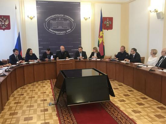 В ЗСК обсудили меры по ограничению свободного оборота токсичных и никотиносодержащих веществ